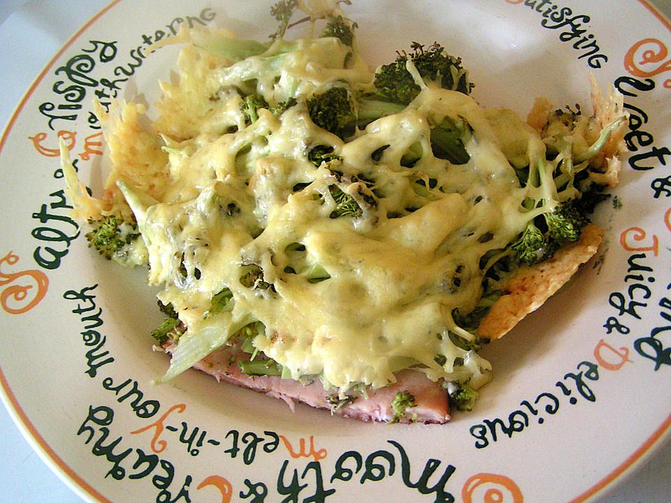 broccoli überbacken mit käse