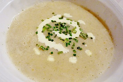 Fenchel - Brot - Suppe 1