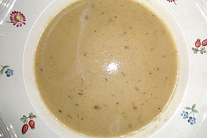 Fenchel - Brot - Suppe