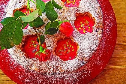 Himbeer - Joghurt - Kuchen