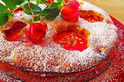 Himbeer - Joghurt - Kuchen 1