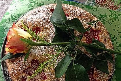 Himbeer - Joghurt - Kuchen 3