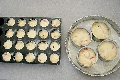 Blueberry - Sauerrahm - Muffins 39