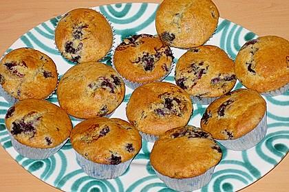 Blueberry - Sauerrahm - Muffins 32