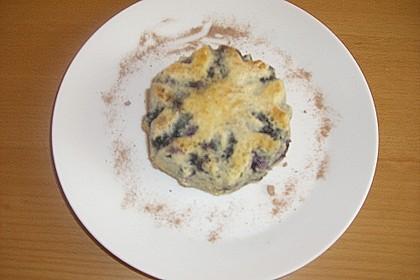 Blueberry - Sauerrahm - Muffins 42