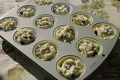 Blueberry - Sauerrahm - Muffins 15