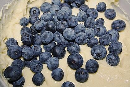Blueberry - Sauerrahm - Muffins 40