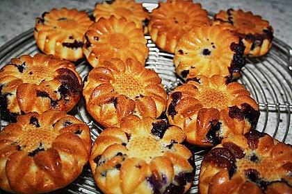Blueberry - Sauerrahm - Muffins 19