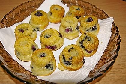 Blueberry - Sauerrahm - Muffins 5