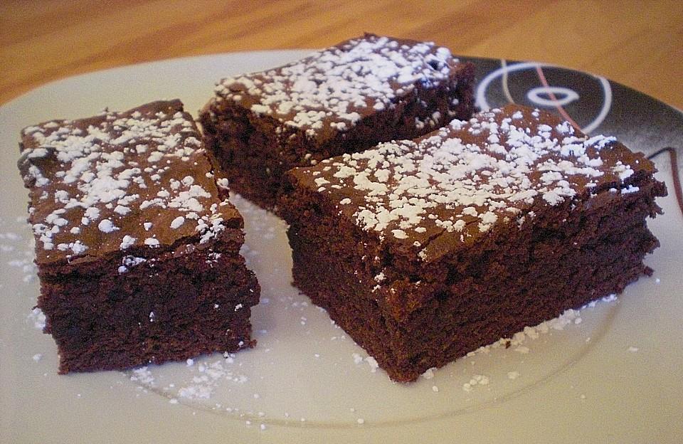 Brownies (Rezept mit B...