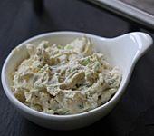 Limetten - Schnittlauch - Butter