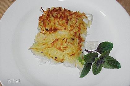 Fisch - Auflauf mit Kartoffelkruste 2