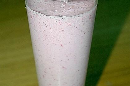 Erdbeer - Lassi 2