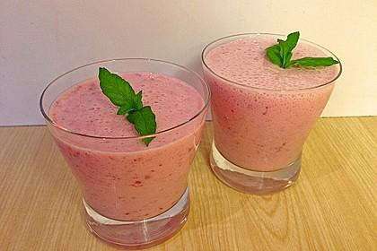 Erdbeer - Lassi 1