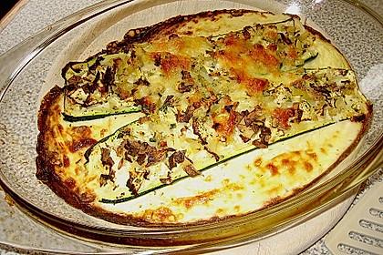 Gefüllte Zucchini 8
