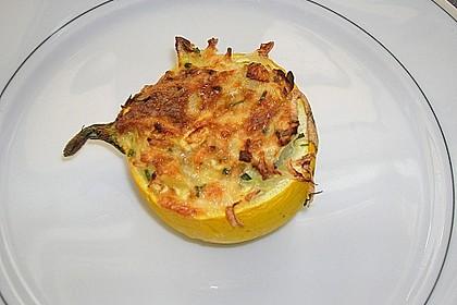 Gefüllte Zucchini 19