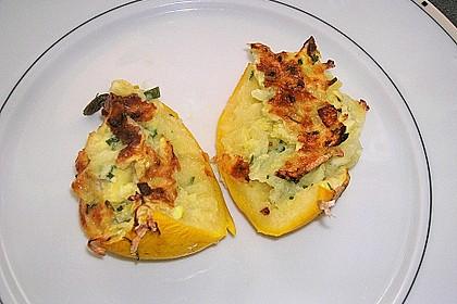 Gefüllte Zucchini 13