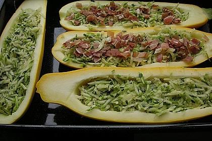Gefüllte Zucchini 21