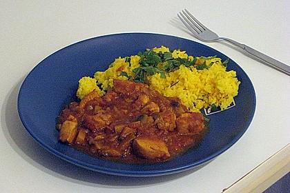 Hähnchen - Curry 10