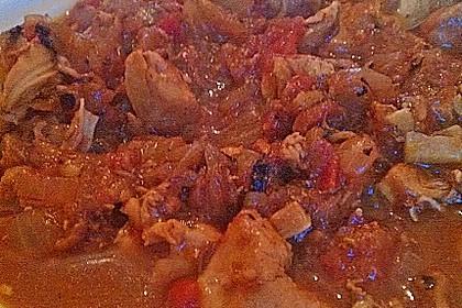 Hähnchen - Curry 12