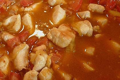 Hähnchen - Curry 11
