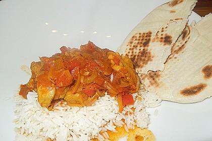 Hähnchen - Curry 6