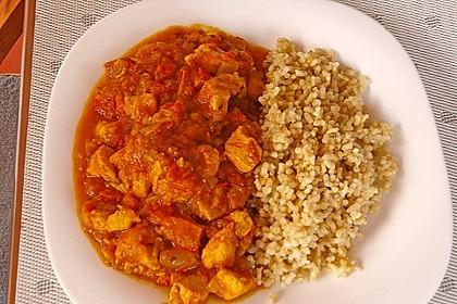 Hähnchen - Curry 2