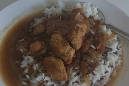 Hähnchen - Curry 7
