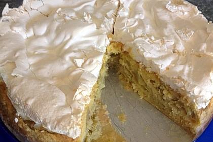 Rhabarber - Baiser - Kuchen 8