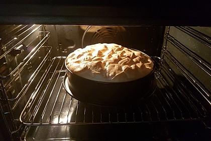 Rhabarber - Baiser - Kuchen 23
