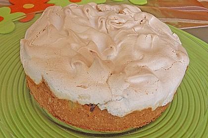 Rhabarber - Baiser - Kuchen 86