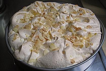 Rhabarber - Baiser - Kuchen 56