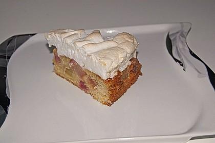 Rhabarber - Baiser - Kuchen 128