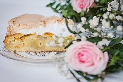 Rhabarber - Baiser - Kuchen 29