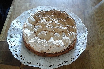 Rhabarber - Baiser - Kuchen 132