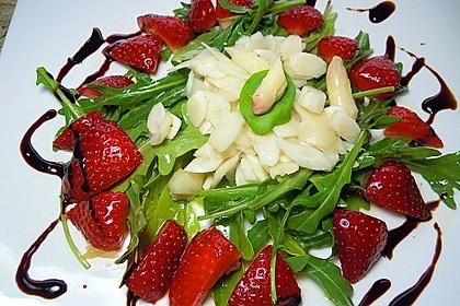 Rucola - Spargel - Erdbeer - Salat 1
