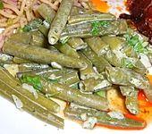Cremiger Bohnensalat