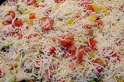 Pizzateig, kalorien- und fettarm 21