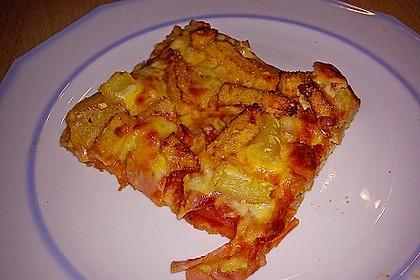 Pizzateig, kalorien- und fettarm 23