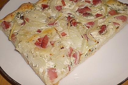 Pizzateig, kalorien- und fettarm 26