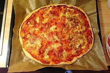 Pizzateig, kalorien- und fettarm 17