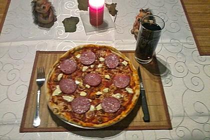 Pizzateig, kalorien- und fettarm 31