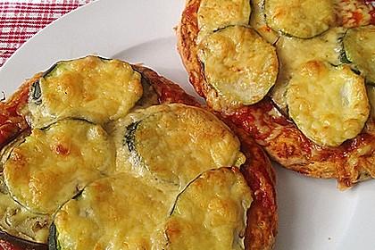 Pizzateig, kalorien- und fettarm 4