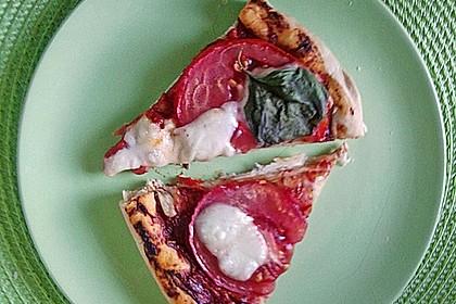Pizzateig, kalorien- und fettarm 20