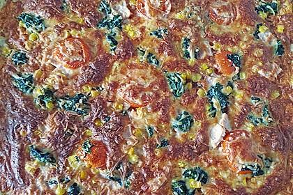 Pizzateig, kalorien- und fettarm 27