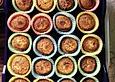 Muffins mit  Zimt - Zucker