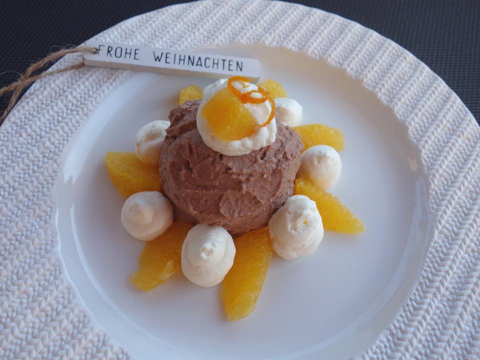 schoko orangen dessert rezept mit bild von himmelsziege7. Black Bedroom Furniture Sets. Home Design Ideas