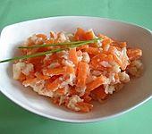 Karottensalat, fruchtig - frisch