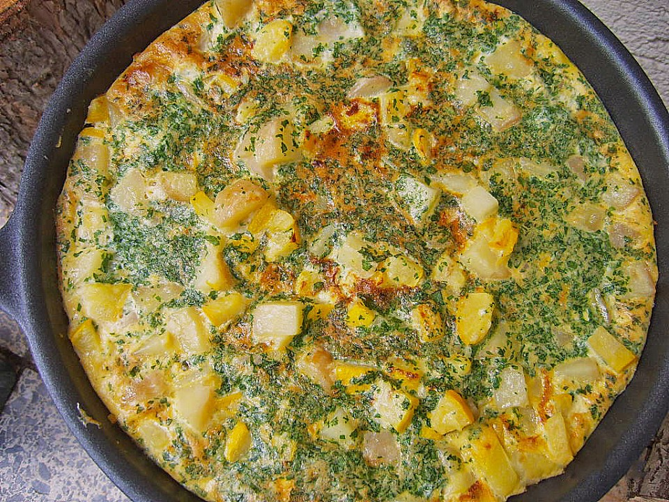 Zucchini Frittata (Rezept mit Bild) von CookieUK | Chefkoch.de