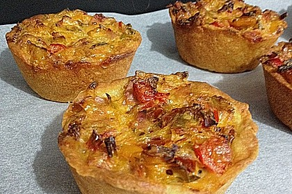 Mini-Party-Quiches 8